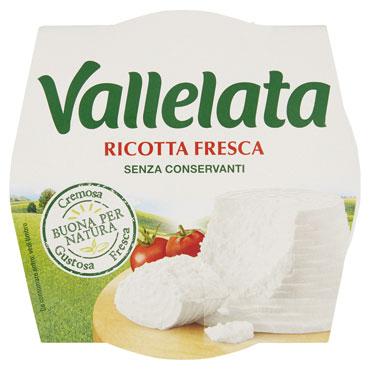 Ricotta Vallelata 250 g