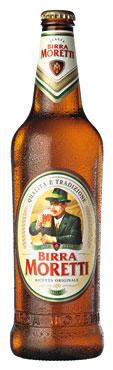 Birra Moretti bottiglia 66 cl
