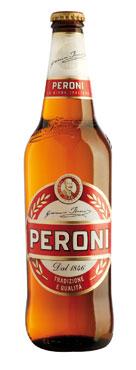 Birra Peroni bottiglia 66 cl