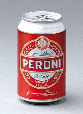 Birra Peroni lattina 33 cl