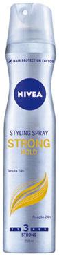 Nivea Hair spray/mousse/gel vari tipi