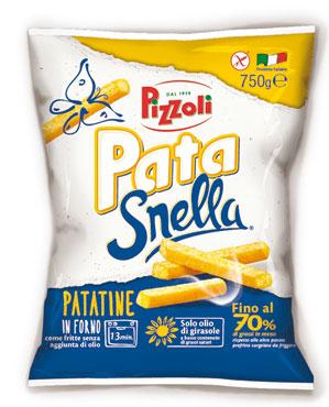 Patasnella Pizzoli 750 g