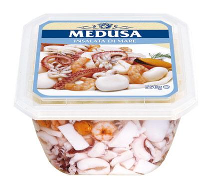 Insalata mare Medusa 450 g