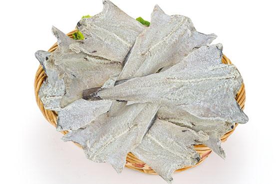 Baccala' norvegese ali bianche kg.1,5/1,7 circa al kg