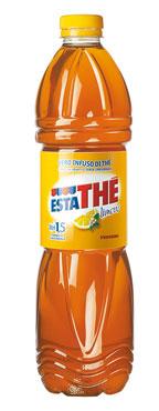 Estathe pet limone/pesca 1,5 l