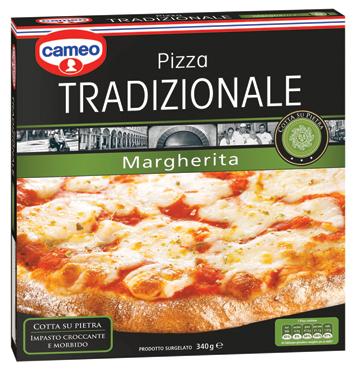 Pizza Cameo margherita 345 g