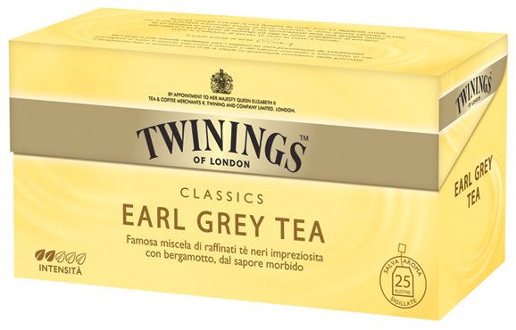 Tea Twinings x 25 filtri vari tipi 50 g