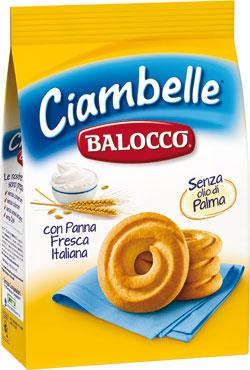 Biscotti classici Balocco vari tipi 600/700 g