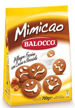 Biscotti Ricchi Vari gusti Balocco 700 g