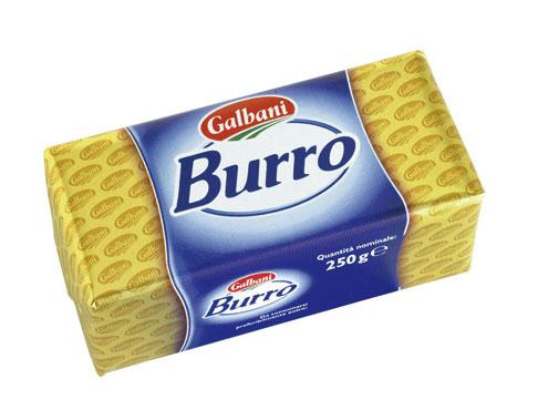Burro Galbani 250 g