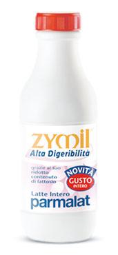 Latte Zymil Intero/P.S./0,1% Bottiglia  1 l