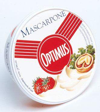 Mascarpone Optimus 500 g