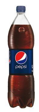 Pepsi Cola bottiglia vari tipi 1,5 l