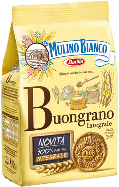 Buongrano/Cioccograno/Molinetti Mulino Bianco 350g