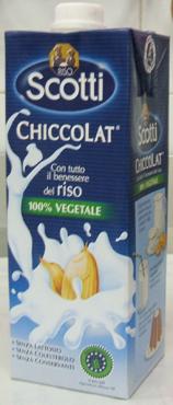 Bevanda Chiccolat Scotti vari tipi 1 l