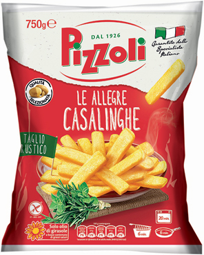 Patate Casalinghe Pizzoli 750 g