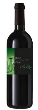 Sirah Sicilia IGT'Le Vie dell' uva' 75 cl