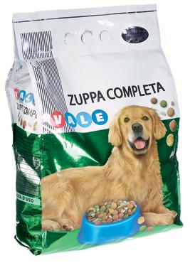 Zuppa completa cane Vale 4 kg