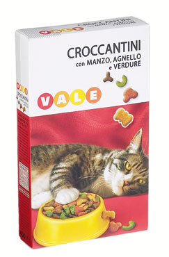 CROCC.GATTO MAN/AGN/VE GR400 VALE