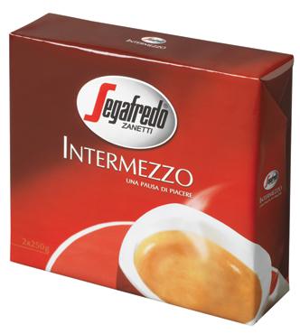 Caffe' Intermezzo Segafredo 2 x 250 g
