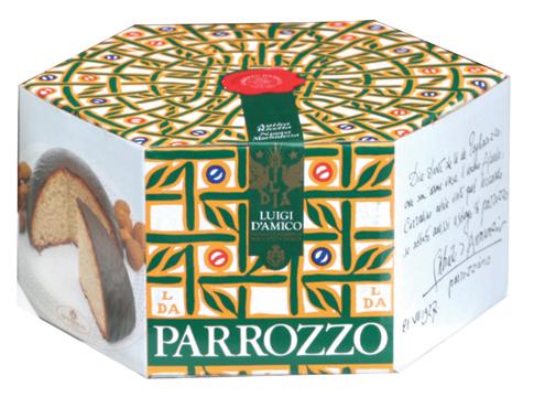 Parrozzo Luigi d'Amico 640 g