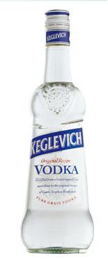 Vodka classica Keglevich 70 cl