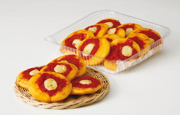 Pizzette Forno Romagnolo confezione 350 g