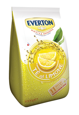 The' solubili Everton vari gusti 1 kg