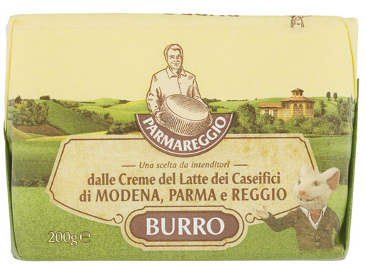 Burro Parmareggio 200 g