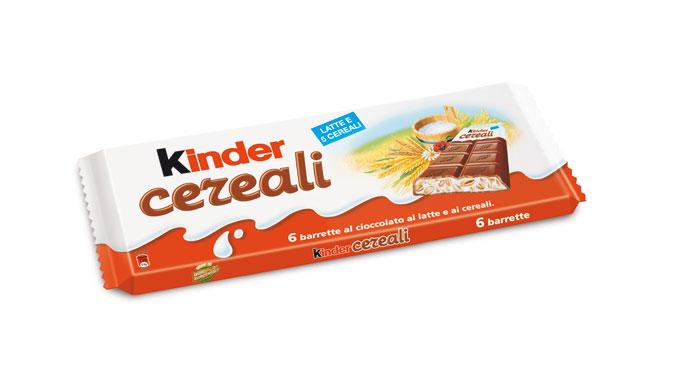 Kinder cereali Ferrero 141 g