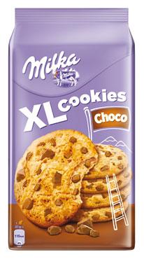 Milka Choco/cookie vari gusti 150/156/180/184 g