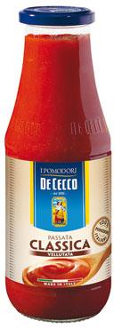 Passata pomodoro classica De Cecco 700 ml