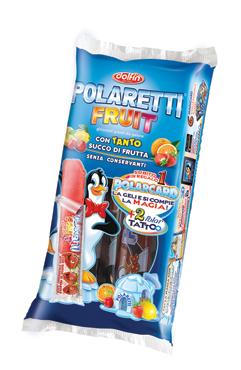 Polaretti Fruit x 10 Dolfin 40 ml