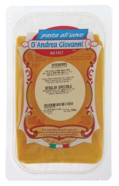 Pasta Sfoglia Speciale D'Andrea 500 g