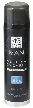 Schiuma da barba A&B 250 ml