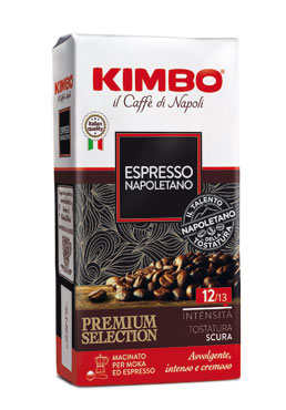 Caffe' Kimbo espresso napoletano 250 g