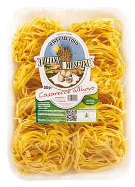 Pasta all'uovo lunga Mosconi vari formati 500 g