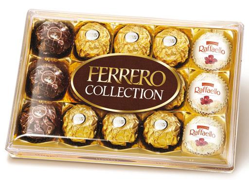 Collection Ferrero 172 g
