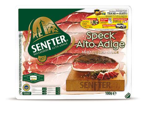 Speck Alto Adige IGP Senfter 100 g