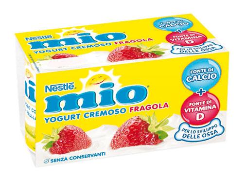 Yogurt Mio vari gusti 2 x 125 g