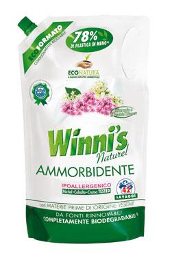 Winni's Ammorbidente Ecoflacone 42 lavaggi