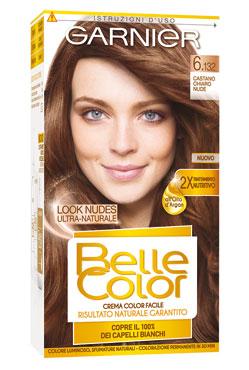 Colorazioni capelli Belle Color Garnier