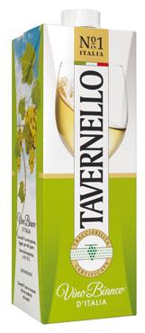 Vino Tavernello brik vari tipi 1 l