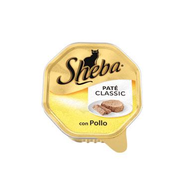 Alimento umido gatto Sheba vari tipi 85 g
