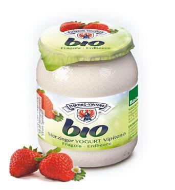 Yogurt Biologico vetro assortiti Vipiteno 150 g