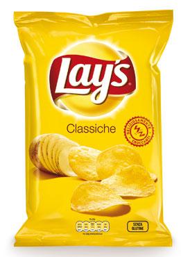 Patatine Lay's vari gusti 110/133/145 g