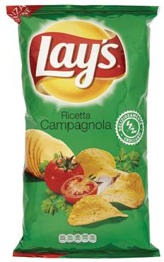 Patatine Lay's vari gusti 133 g
