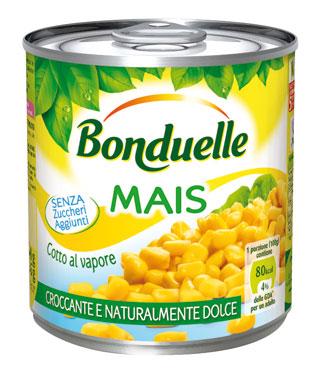 Borlotti/Cannellini/Ceci/Mais Bonduelle 300/310 g