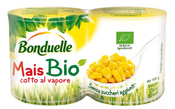 Piselli/Mais Bio Bonduelle 2 x 150 g