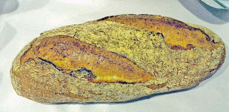 Pane con patate/integrale cotto legna Donatelli al kg